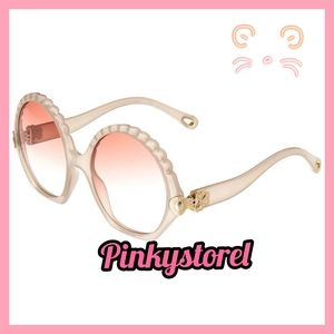 CHLOE  Authentic Crystal Sunglasses